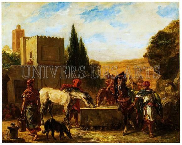 fichier:delacroix_eugene_chevaux_a_l_abreuvoir_1862.jpg