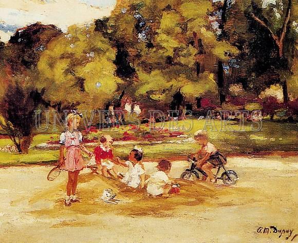 dupuy_paul_michel_enfants_jouant_dans_un_parc.jpg