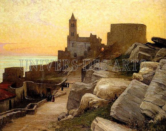 mann_alexander_village_mediterraneen_au_coucher_du_soleil_portovenere_en_italie.jpg