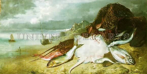 tabar_leopold_nature_morte_de_poissons_sur_une_plage.jpg