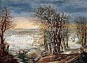 fichier:alsloot denys van paysage d hiver dans la foret de soignes.jpg