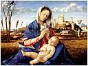 La Vierge et l'Enfant (Madone du pré)