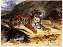 fichier:delacroix eugene deux tigres dans leur antre pres d un cheval mort.jpg