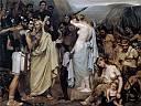 La Victoire de Jules César sur les Belges