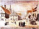 La Place du marché à Greifswald