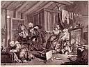 Hogarth William Elle meurt pendant que les médecins se disputent