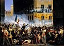 Combat de la rue Rohan, le 29 juillet 1830