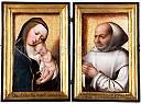 fichier:maitre de la legende de marie madeleine diptyque vierge a l enfant ey guillaume de bibaut.jpg