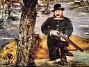 Portrait de Perthuiset, tueur de lions