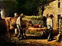 fichier:millet jean francois la naissance du veau.jpg