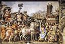 Le Triomphe de  Furius Camillus