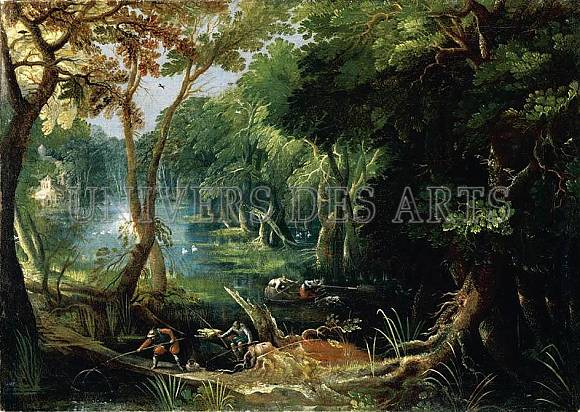 valkenborch_lucas_van_paysage_boise_avec_riviere.jpg